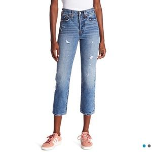 Levi's Jeans - NWT Levi's High Waist Wedgie Straight Jeans
